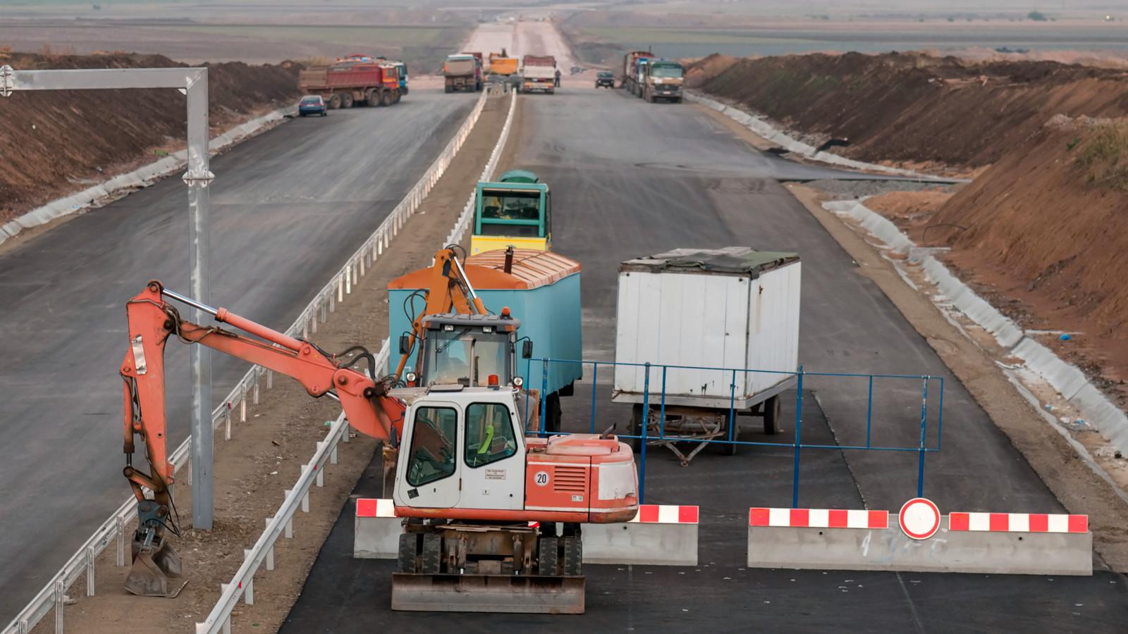 Правительство увеличило сроки эксплуатации дорог федерального значения