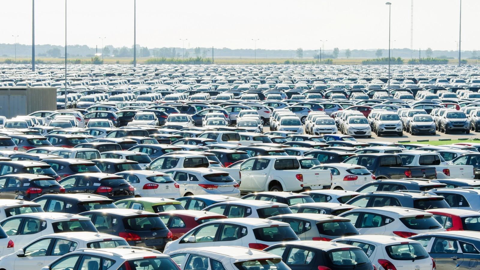 Красноярцы впервую очередь выбирают подержанные автомобили изЯпонии