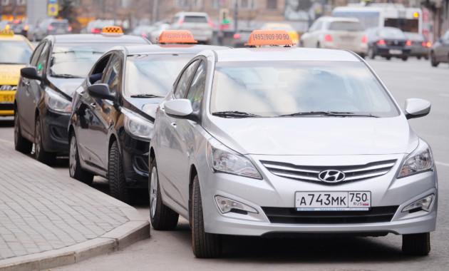 ВМВД посоветовали использовать спецсредства для контроля работы таксистов