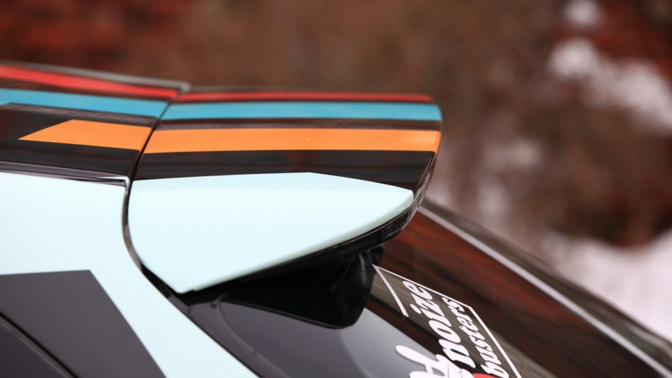 Яркий, мощный, но тихий: тюнинг Honda Civic EK3