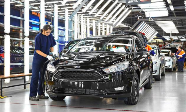 Завод Форд вЛенобласти уйдет на4-недельные плановые каникулы всередине лета