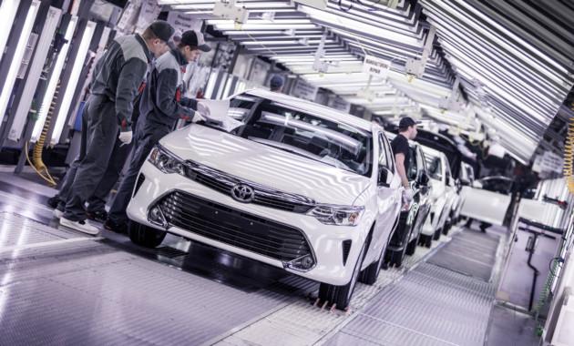 Производство авто  вРФ вырастет вдвое к 2025г