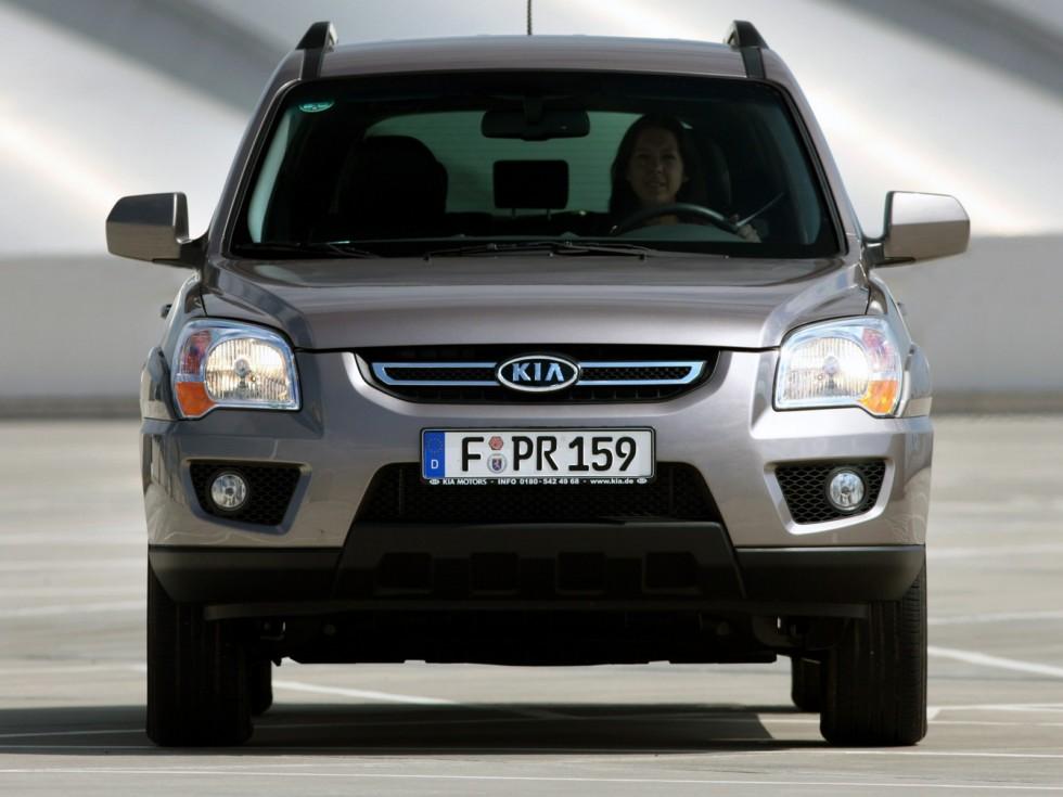 Kia Sportage (KM) '2008–10ээ