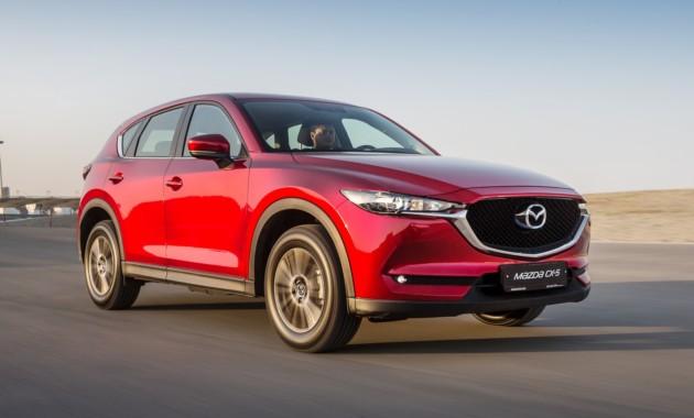 21Июн Новый кросс Mazda CX-5 для России дата старта продаж оснащение и цены