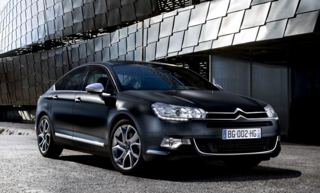 PSA прекратила выпускать седан иуниверсал Ситроэн C5