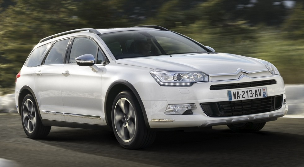 Ситроэн C5 оставляет европейский рынок автомобилей