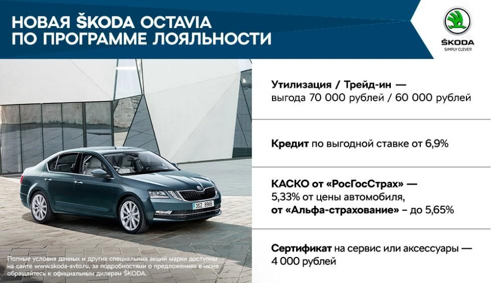 Специальные предложения для клиентов SKODA в июне (4)