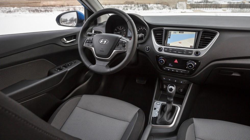 Торпедо Hyundai Solaris (HCR) '02.2017