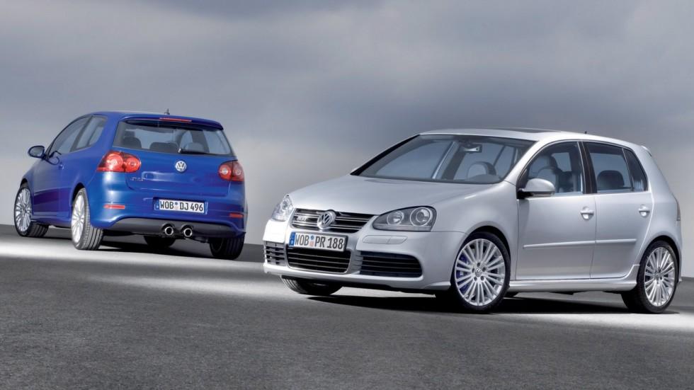 Volkswagen Golf (Typ 1K) '2003–08э
