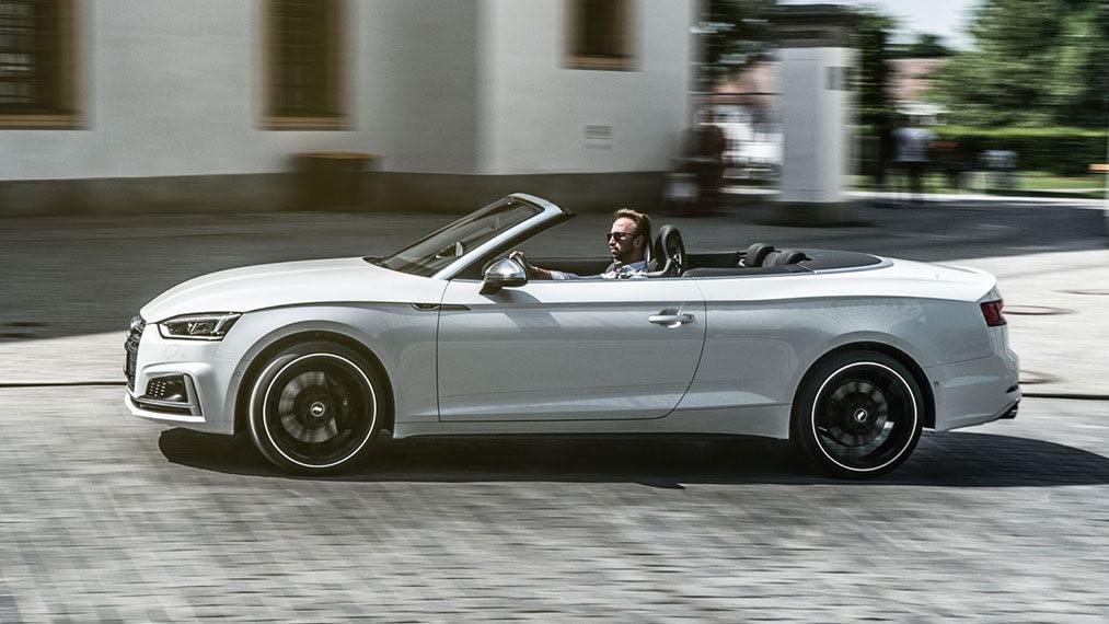 Представлен 425-сильный Ауди S5 Cabriolet byABT Sportsline