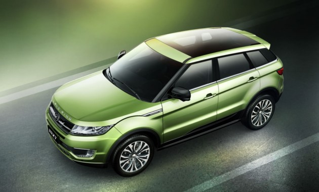 Range Rover Evoque и Лэнд-Ровер Discovery Sport получат новые двигатели
