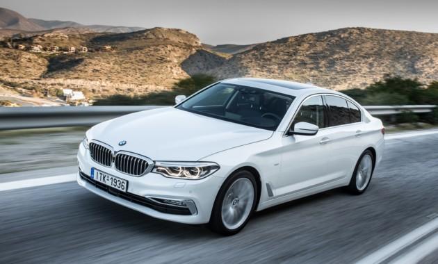 08ИюнРоссийские дилеры принимают заказы на новую базовую версию BMW 5 Series