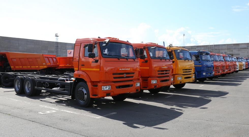 Самые продаваемые грузовики России в мае 2017 года