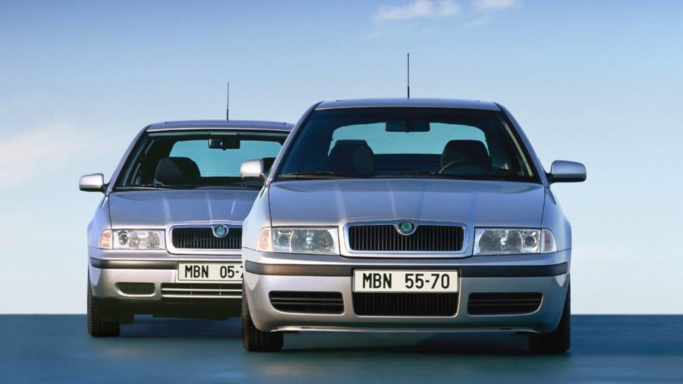 Škoda Octavia (1U) '2000–11.2010