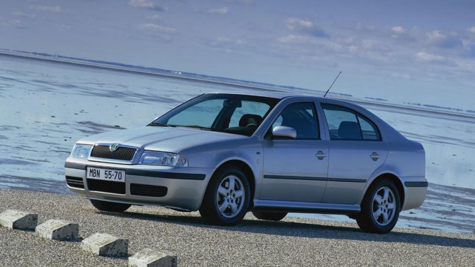Škoda Octavia (1U) '2000–11.2010х