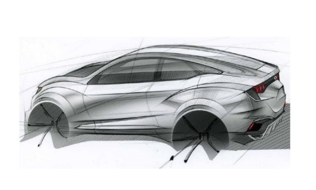 Концепт кросс-купе Mahindra XUV Aero станет серийным class=