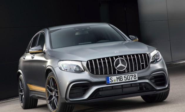 ВГермании начался прием заказов нановые «паркетники» Mercedes-AMG GLC