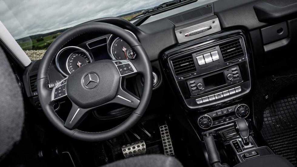 Актуальный Mercedes-Benz G-Class