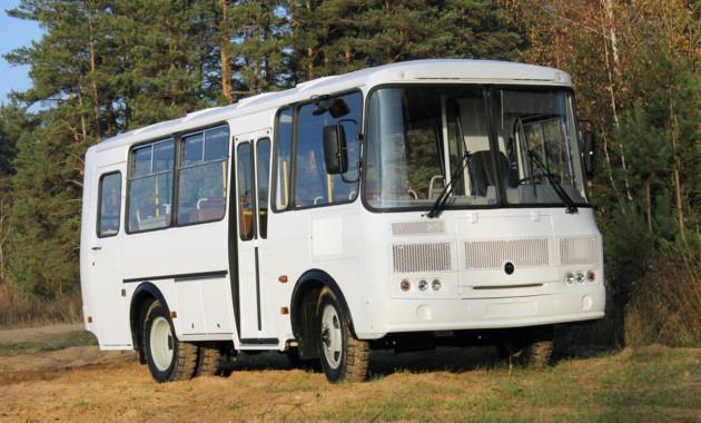 Русские автобусы ПАЗ стали лидерами рынка вУкраинском государстве, невзирая насанкции