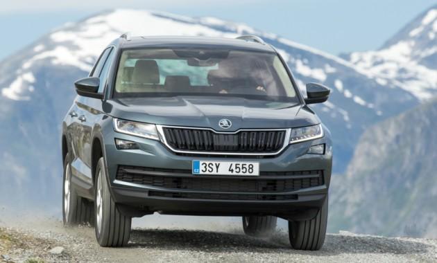 Продажи авто Шкода в Российской Федерации вконце весны увеличились на6%