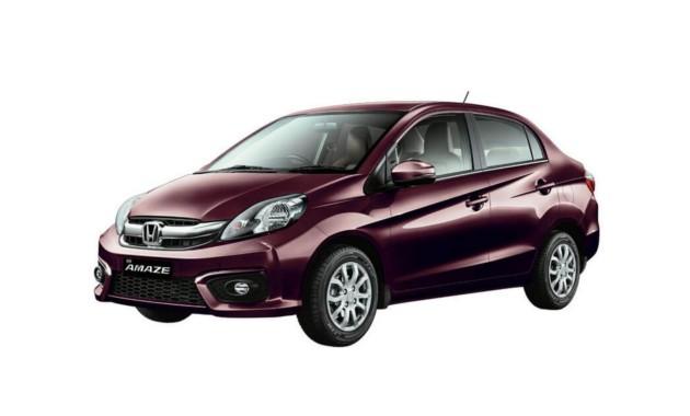 Хонда вскором времени представит новый бюджетный седан Amaze