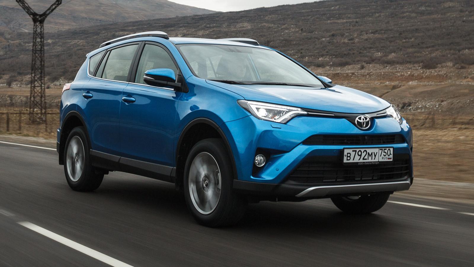 Компания Тойота специально для РФ понизит ценники насвои главные модели
