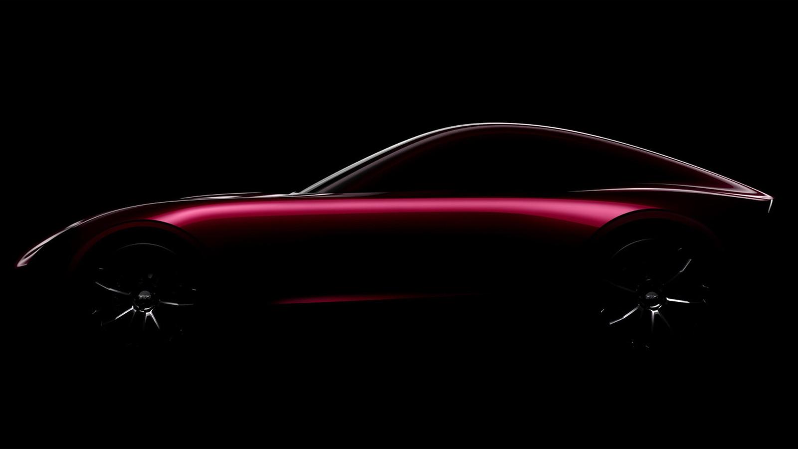 Официальный дебют нового купе TVR может состояться нафестивале вГудвуде