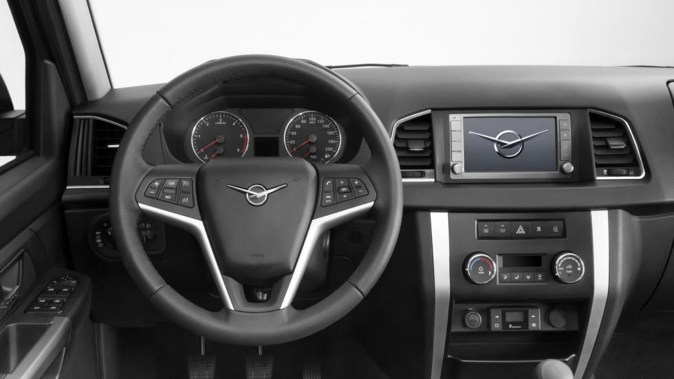 Русский УАз «Патриот» 4х4 врывается на американский автомобильный рынок