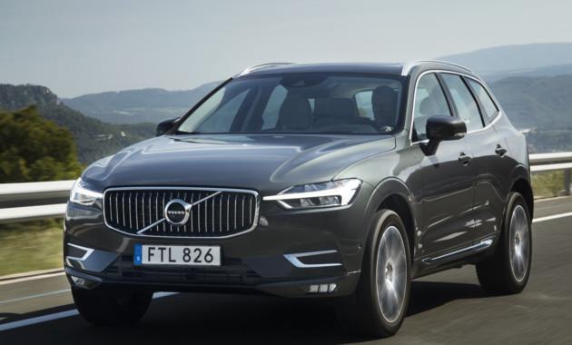06ИюнНовый Volvo XC60 могут начать выпускать в России