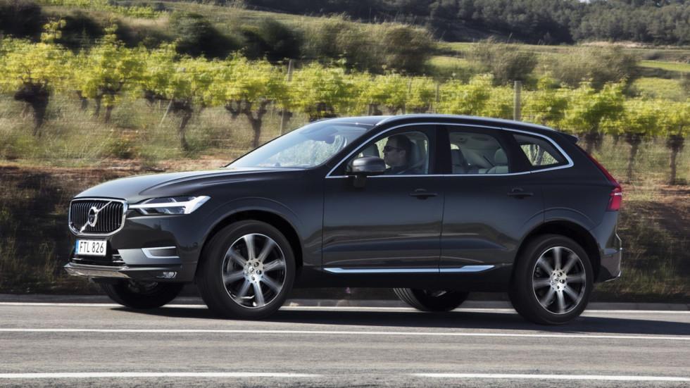 New Volvo XC60 - D5