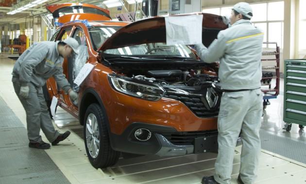 Продажи альянса Renault-Nissan впервом полугодии увеличились на7%