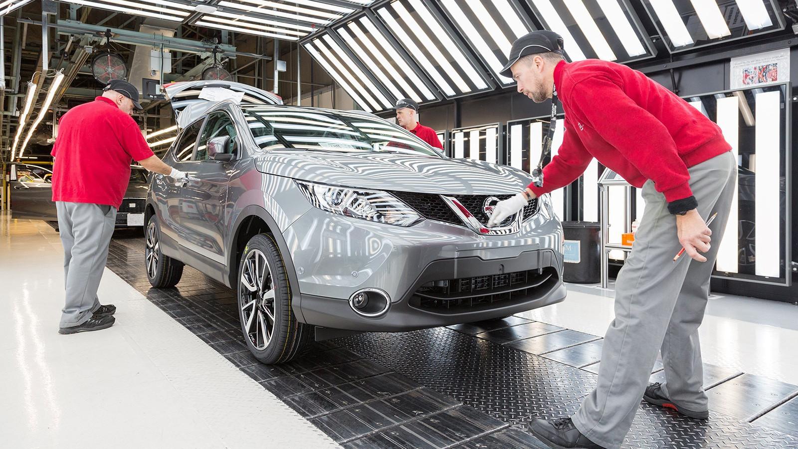 Союз  Renault-Nissan впервый раз  стал мировым лидером попродажам авто