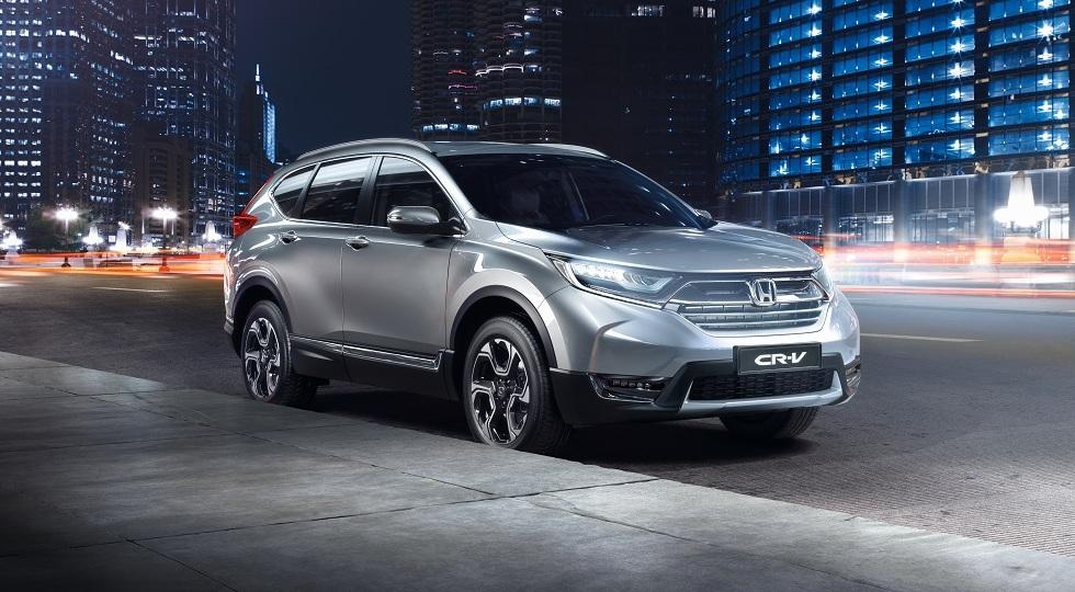Новый Honda CR-V выходит на российский рынок