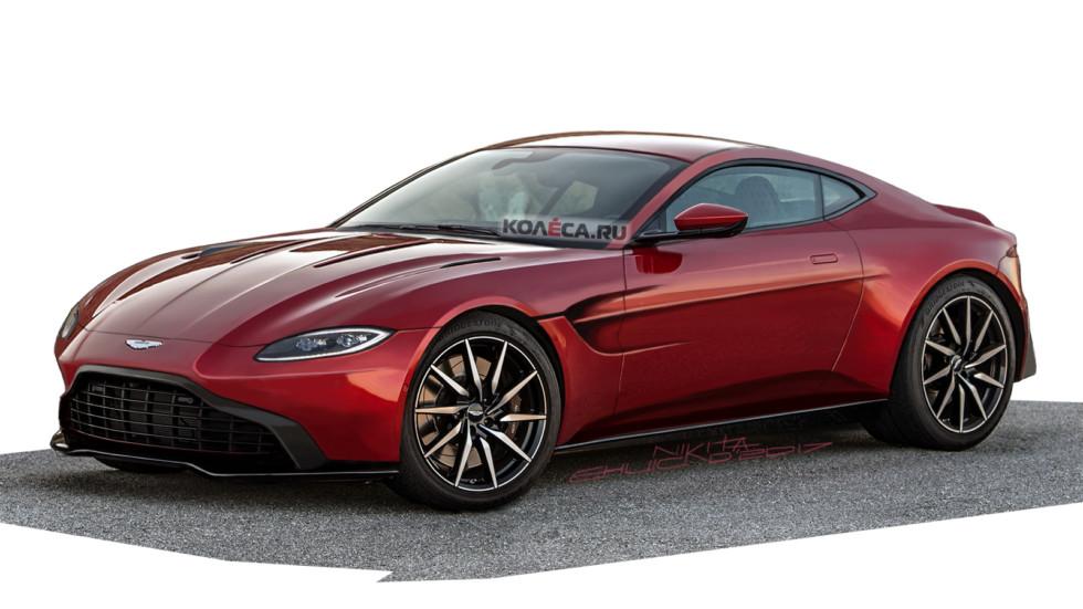 Aston Vantage front2