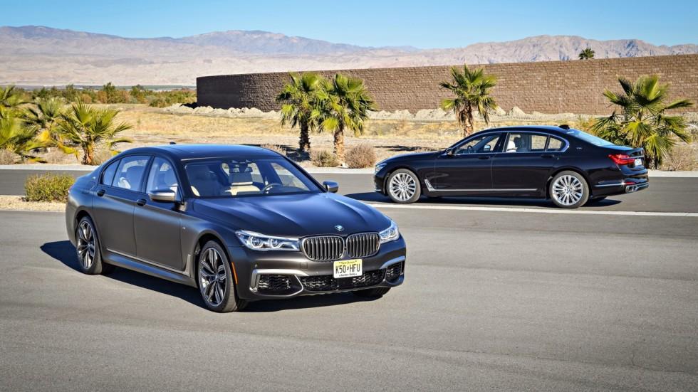 На фото: BMW 7 Series (G11-G12) '2015–н.в.