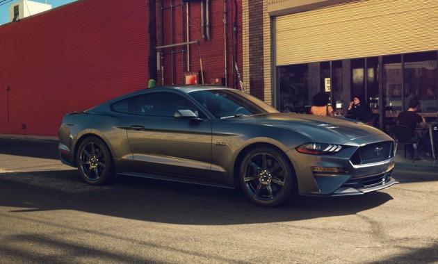 Новый Форд Mustang будет скорее Порше 911