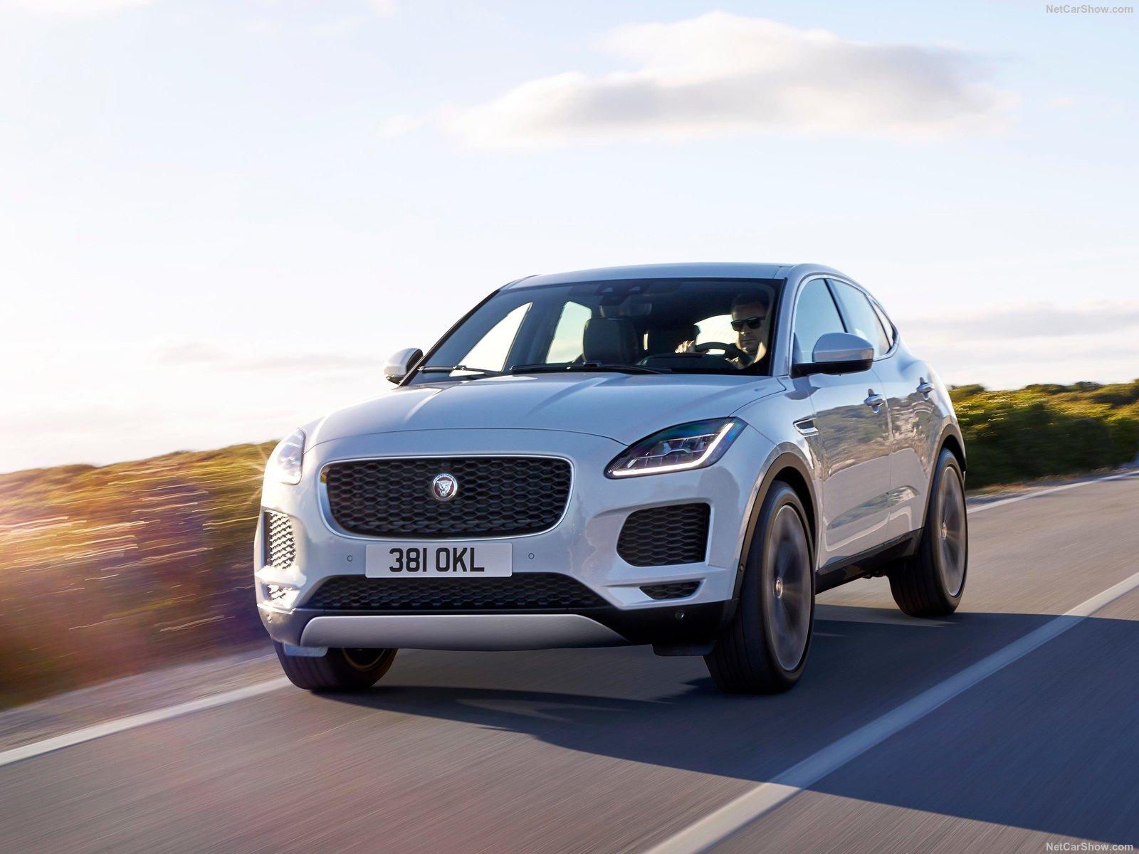 Среди новинок Jaguar будет и хэтчбек