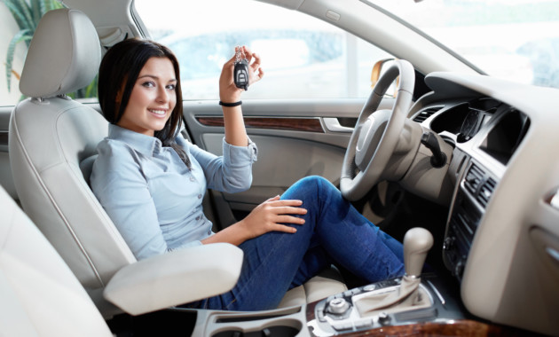 В РФ  водители смогут зарегистрировать новое авто вавтосалоне