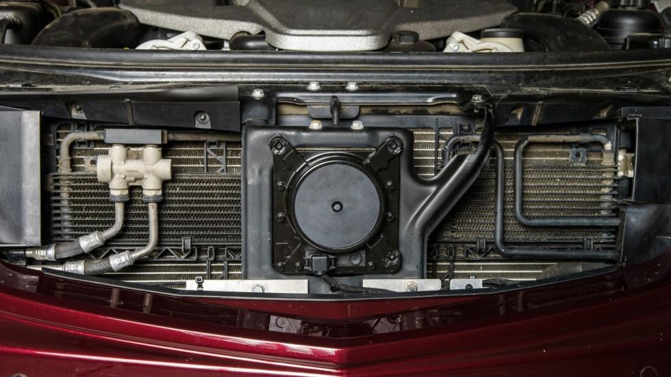 Auto liquid cooler