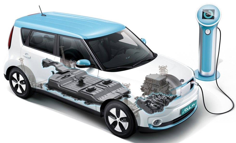 Kia Soul EV Worldwide '2014–н.в.