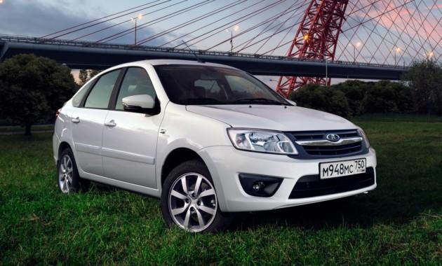 Обнародован июньский рейтинг самых реализуемых  авто  в РФ