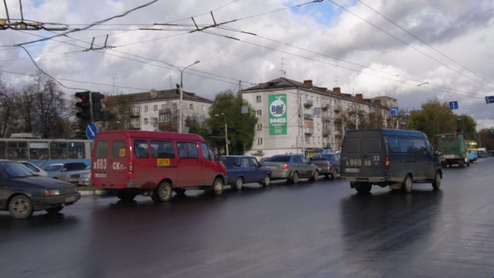 Газель стала привычным элементом российской действительности уже через пару лет после начала массового производства