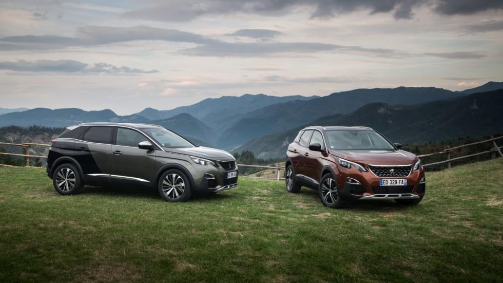 На фото: Peugeot 3008 '2016–н.в.