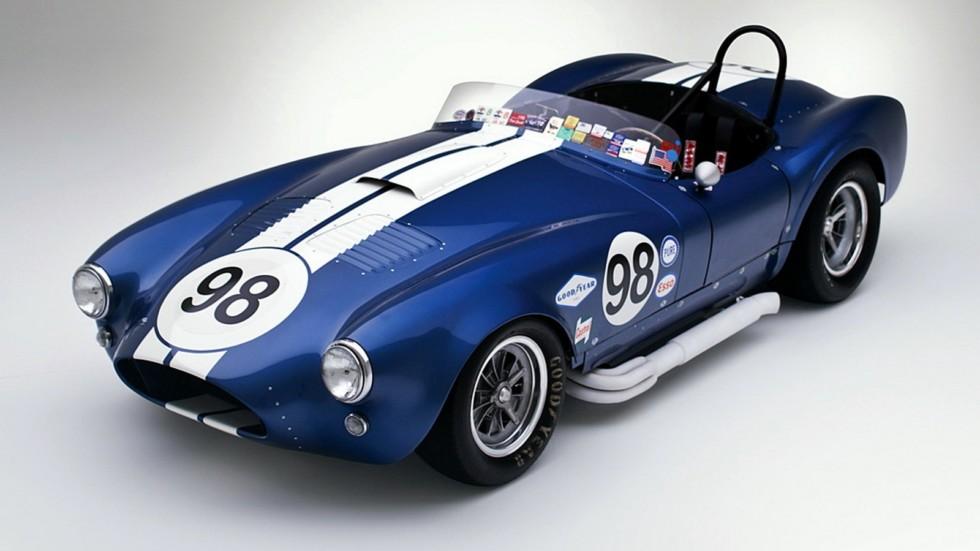 Shelby Cobra 427 Flip-Top Prototype (CSX 2196) '1964
