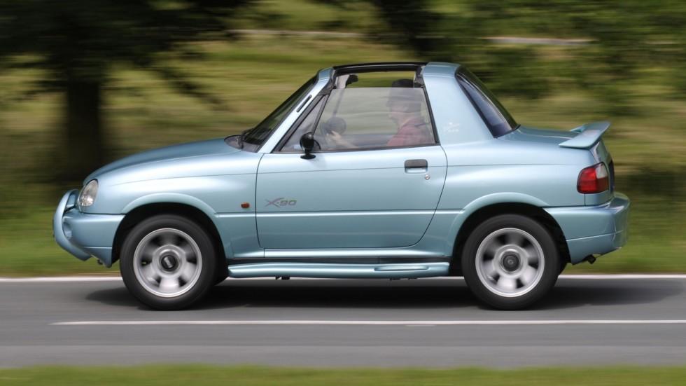 На фото: Suzuki Vitara x-90