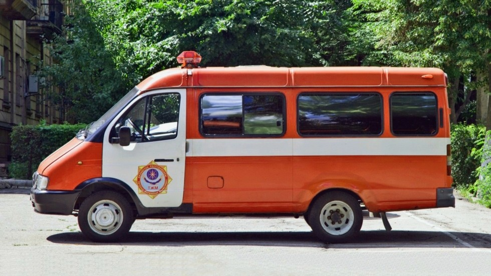 Новые микроавтобусы широко использовались в качестве служебного транспорта в различных государственных структурах