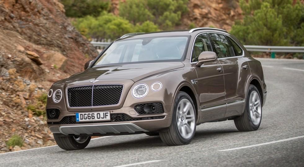Продажи роскошных авто в РФ  упали на15%