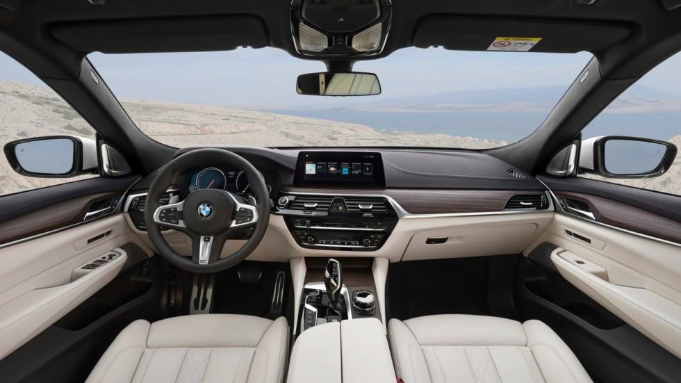 Названа цена BMW 6 Series GT для России