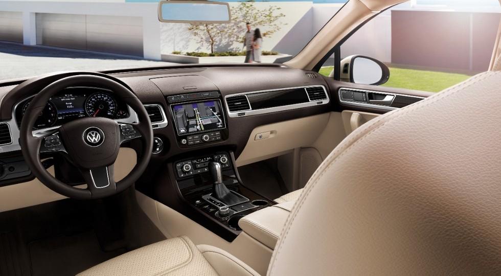Рынок автомобилей США в последующем году навсе 100% покинет модель VW Touareg
