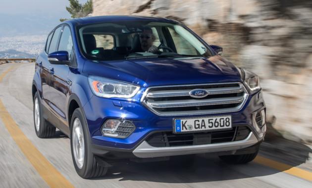 Форд в РФ запускает свою собственную программу «Семейный автомобиль Ford»